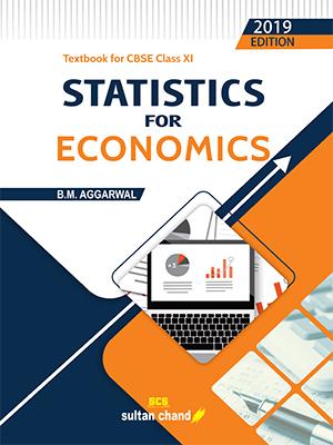 Statistics for Economics - A Textbook for CBSE Class XI