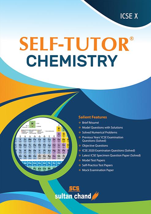 Self-Tutor Chemistry - ICSE X