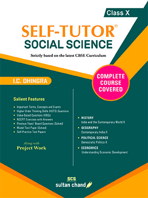 Self-Tutor Social Science - CBSE X