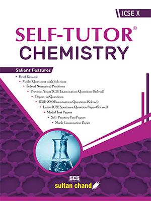 Self-Tutor Mathematics - ICSE X