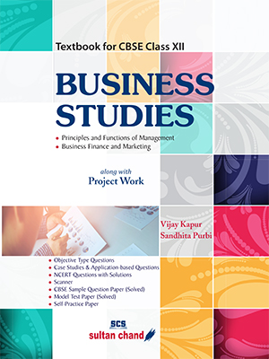 Business Studies - A Textbook for CBSE Class XII