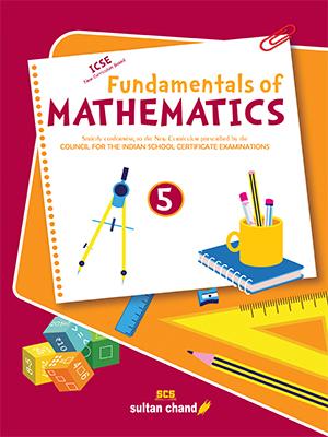 Fundamentals of Mathematics - ICSE 5