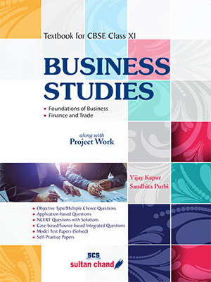 Business Studies -  Textbook for CBSE Class XI