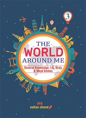 The World Around Me - III