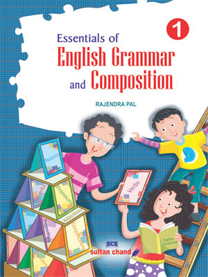 Essentials of English Grammar & Composition (New) - 1