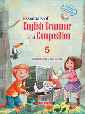 Essentials of English Grammar & Composition (New) - 5