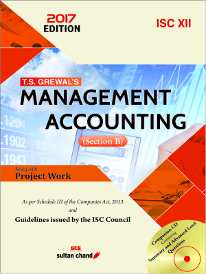 Management Accounting - XII (PART B)